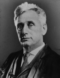 Portrait Of Louis Brandeis