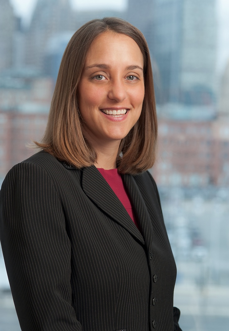 Johanna Sullivan, Nutter McClennen & Fish LLP Photo