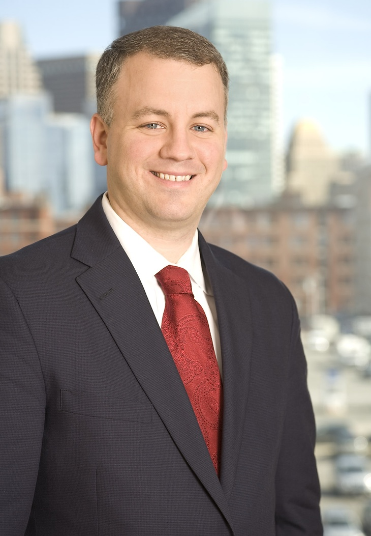 Brent McDonald, Nutter McClennen & Fish LLP Photo