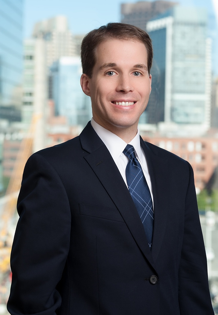 Rory Pheiffer, Nutter McClennen & Fish LLP Photo