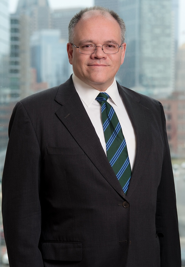 Robert P. Fox, Nutter McClennen & Fish LLP Photo