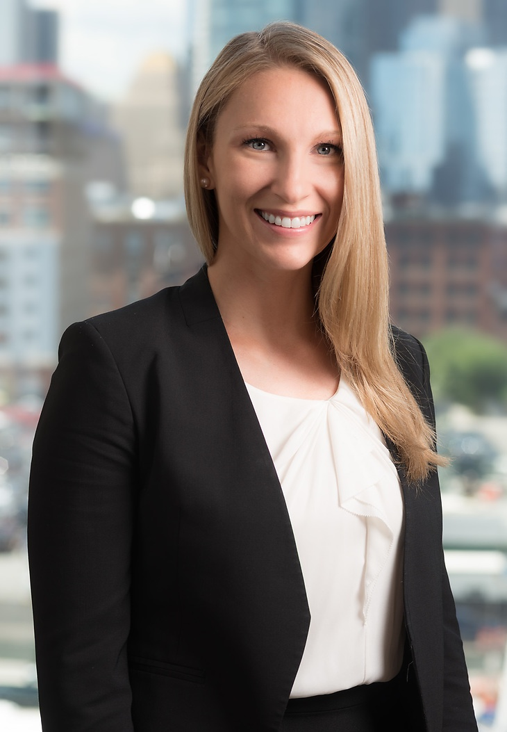 Melanie V. Woodward, Nutter McClennen & Fish LLP Photo