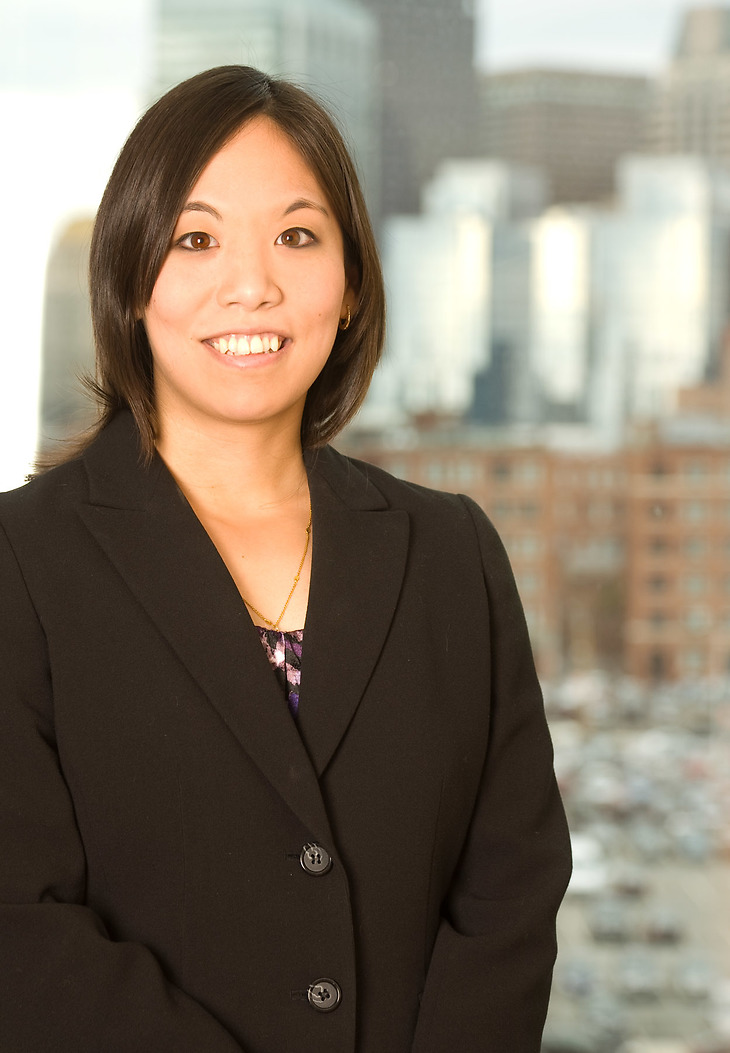 Aimee Fukuchi Bryant, Nutter McClennen & Fish LLP Photo