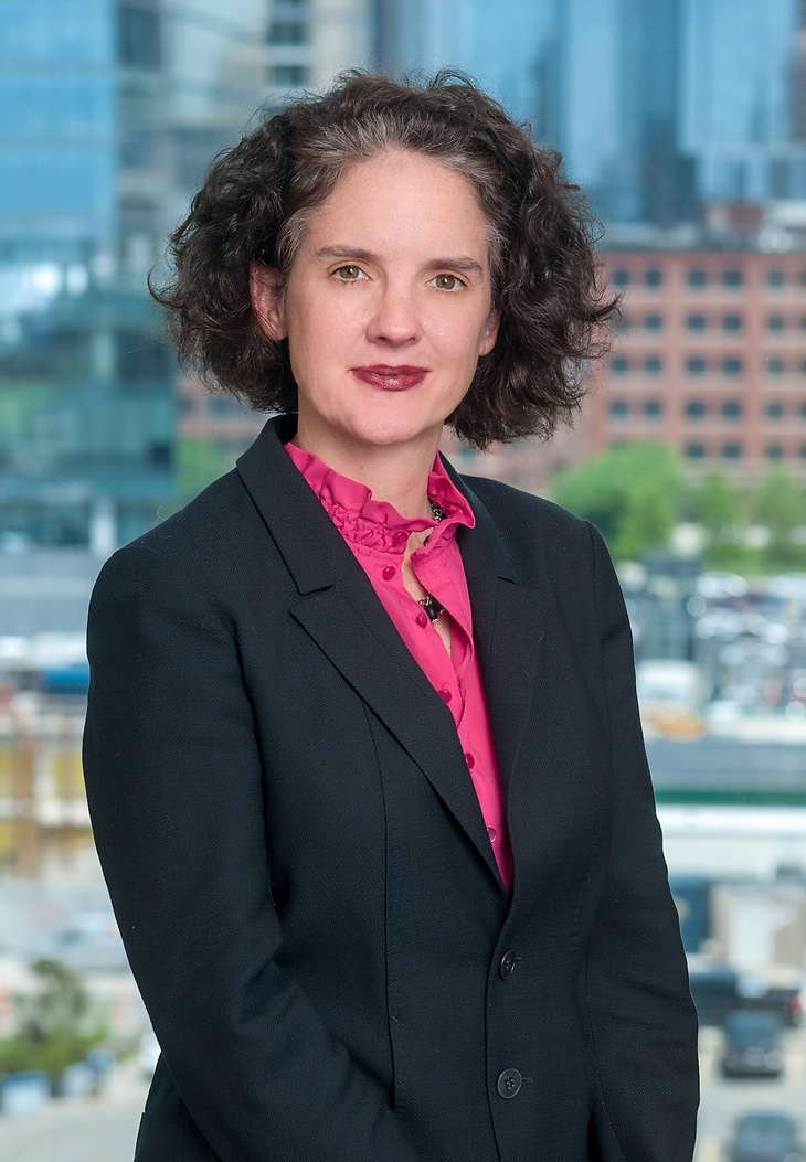 Melissa Sampson  McMorrow, Nutter McClennen & Fish LLP Photo