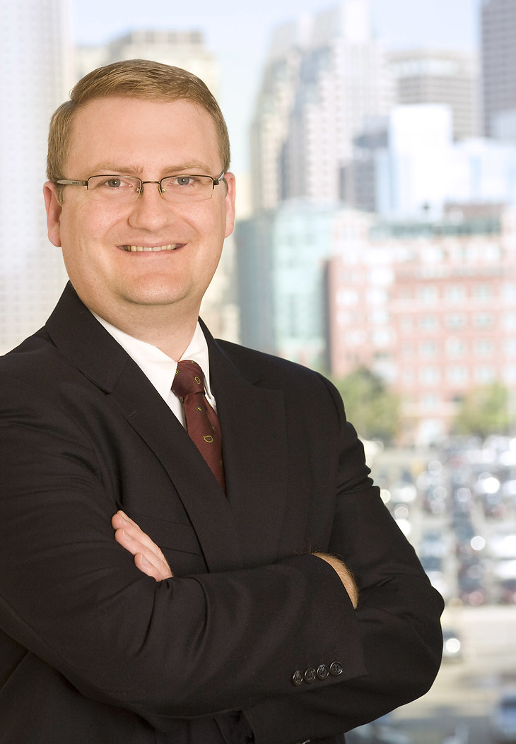 Matthew D. Hanaghan, Nutter McClennen & Fish LLP Photo