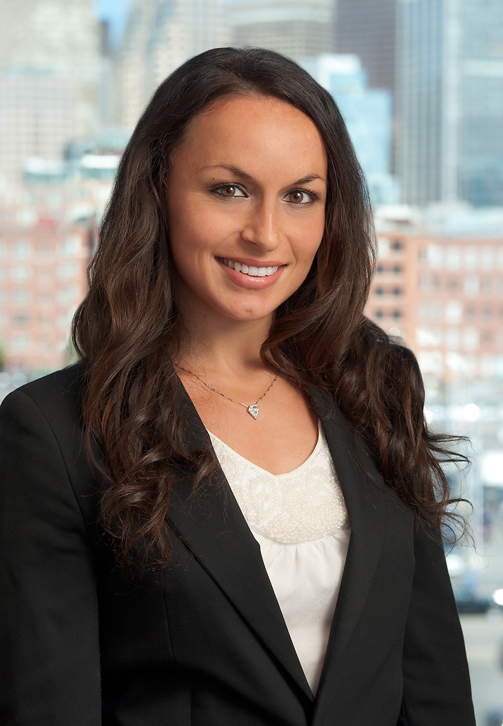 Jessica Alfano  Powell, Nutter McClennen & Fish LLP Photo