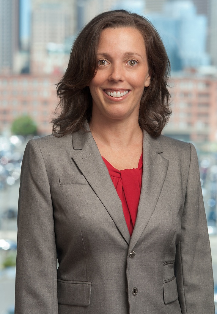 Tracy E. Shaughnessy, Nutter McClennen & Fish LLP Photo