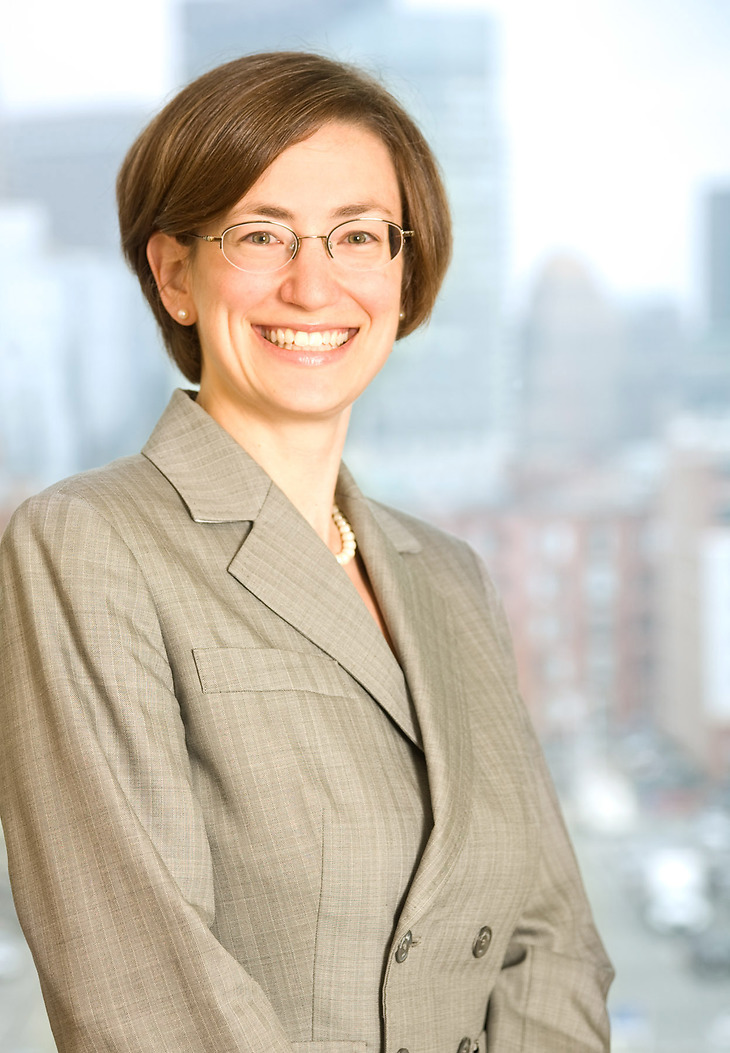 Sara Goldman Curley, Nutter McClennen & Fish LLP Photo