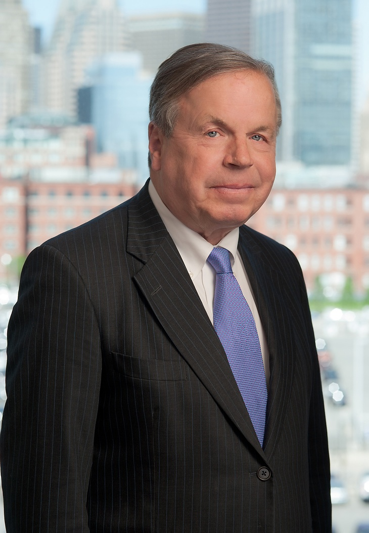 David W. Lewis, Nutter McClennen & Fish LLP Photo