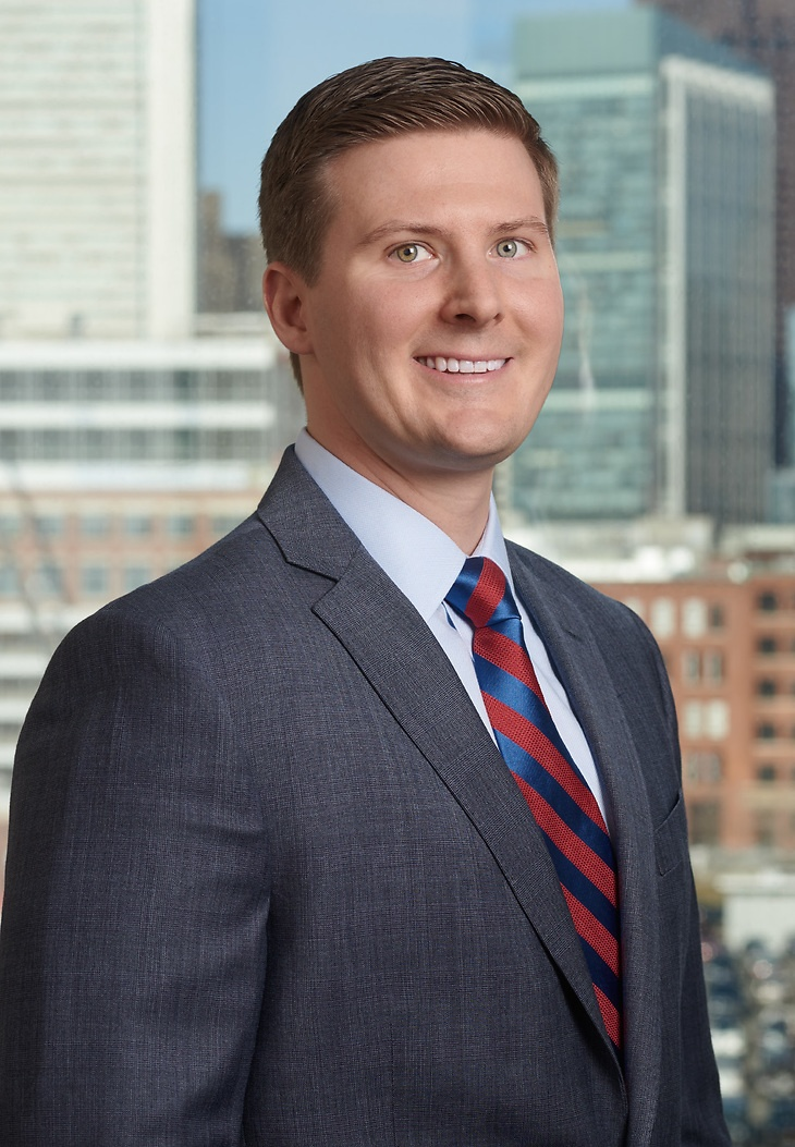Michael J. Leard, Nutter McClennen & Fish LLP Photo