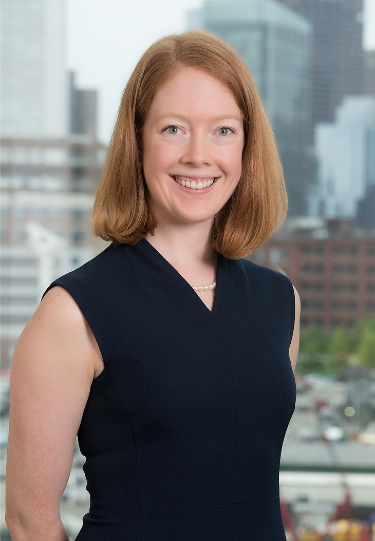 Valerie A. Moore, Nutter McClennen & Fish LLP Photo