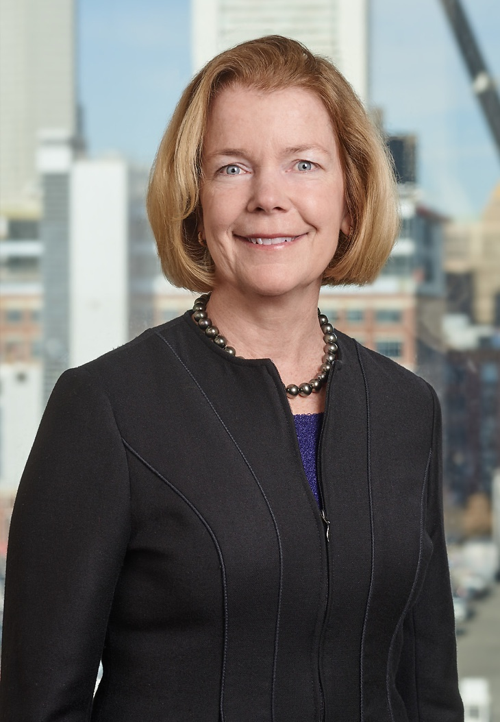 Mary T. Marshall, Nutter McClennen & Fish LLP Photo