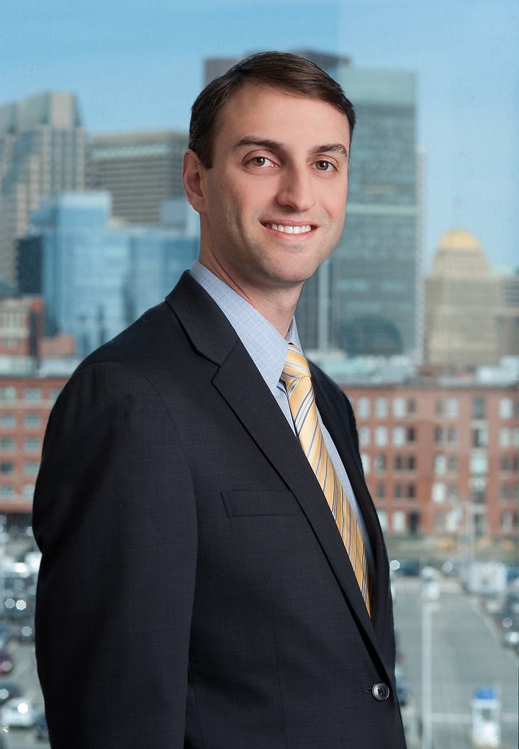 Matthew J. Connolly, Nutter McClennen & Fish LLP Photo