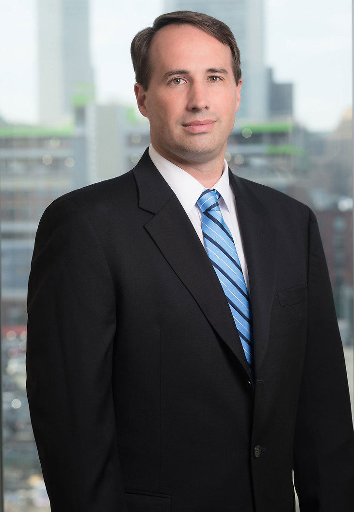 Matthew P. Doring, Nutter McClennen & Fish LLP Photo