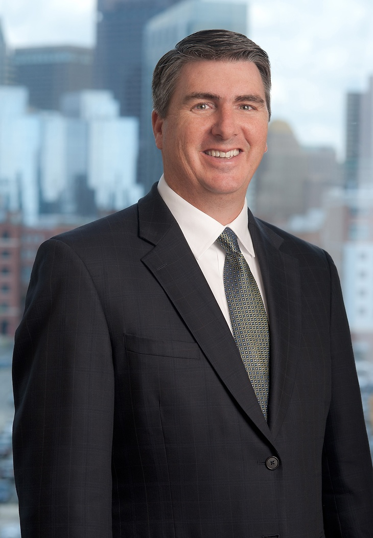 John G. Loughnane, Nutter McClennen & Fish LLP Photo