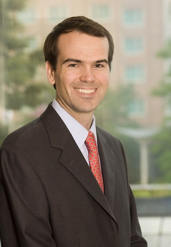 Christopher H. Lindstrom, Nutter McClennen & Fish LLP Photo