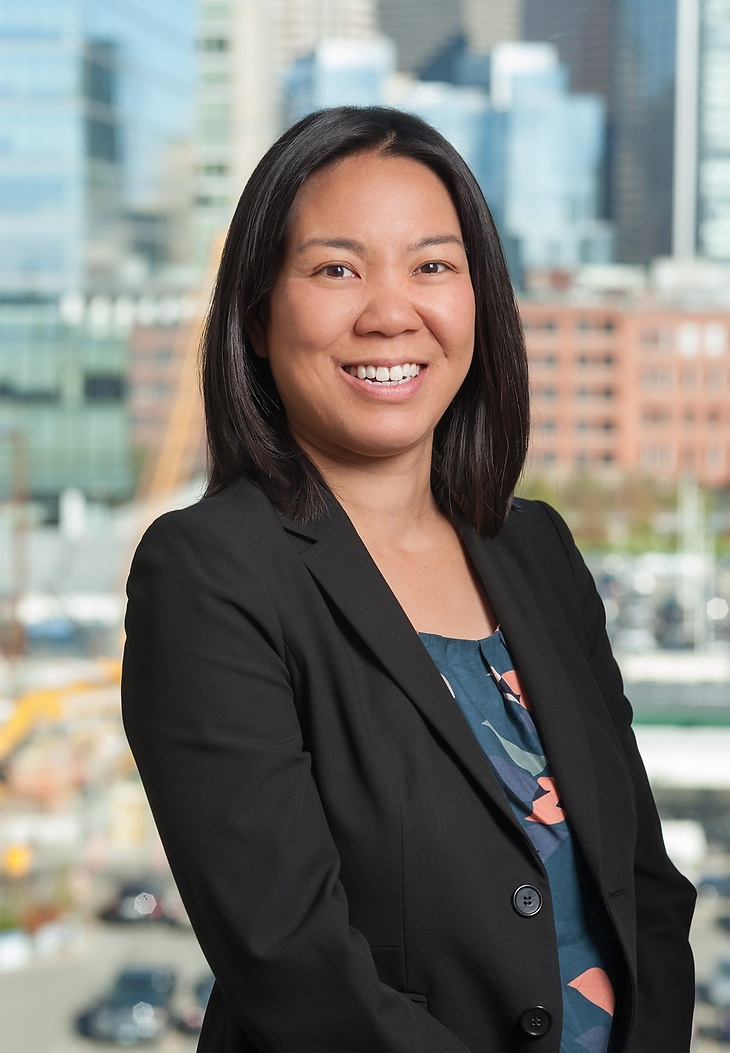 Tracy  Chu, Nutter McClennen & Fish LLP Photo
