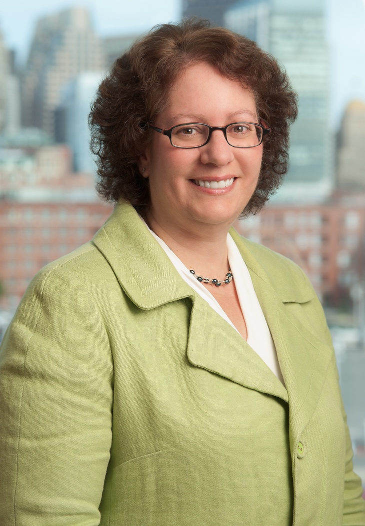 Beth H. Mitchell, Nutter McClennen & Fish LLP Photo