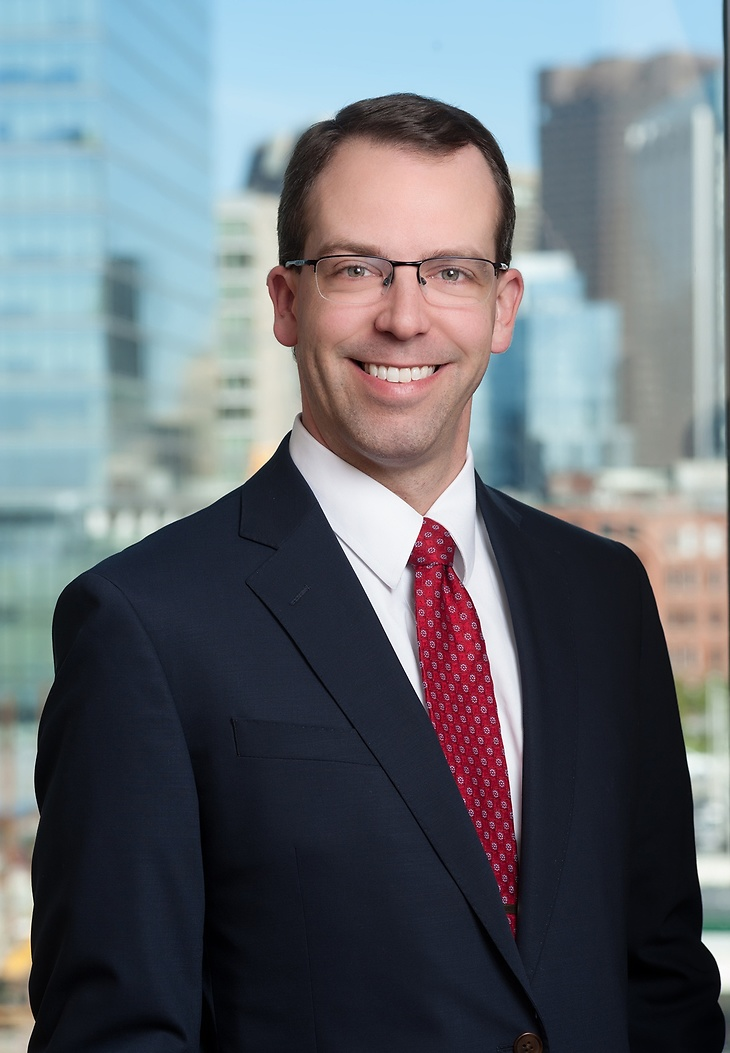Jeffrey Roberts, Nutter McClennen & Fish LLP Photo