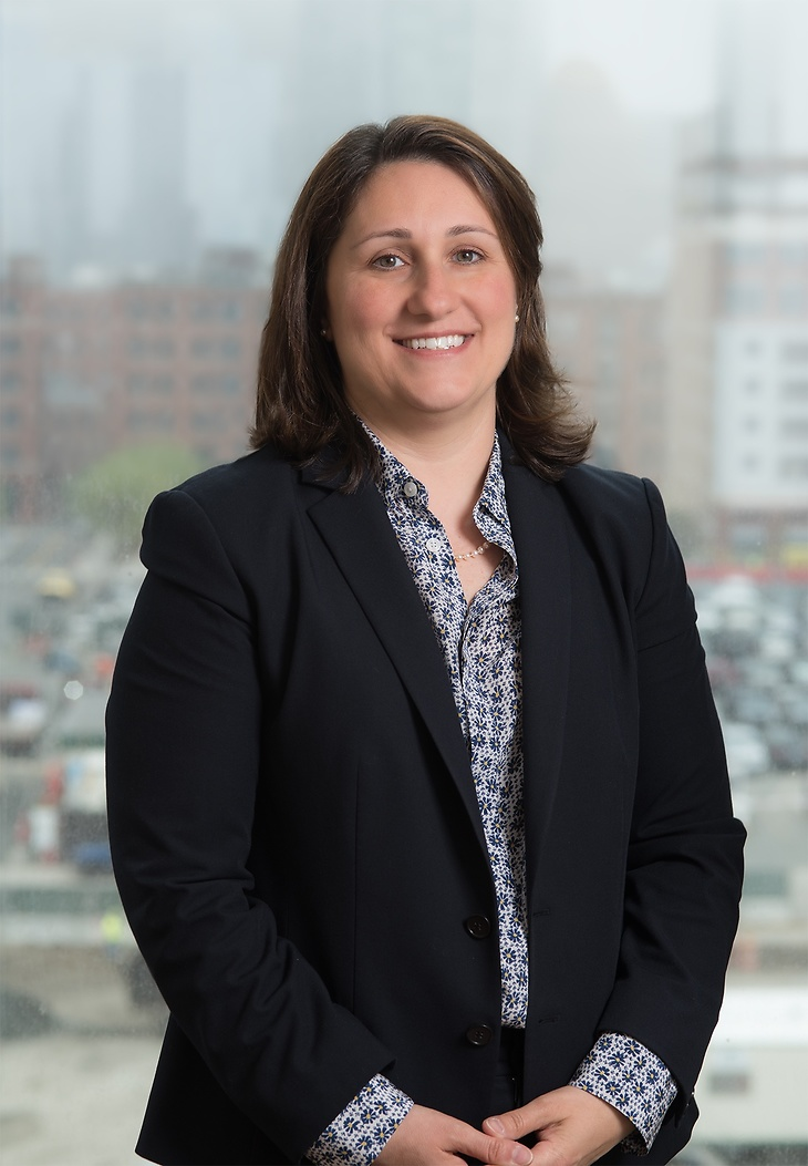 Maria Warner, Nutter McClennen & Fish LLP Photo