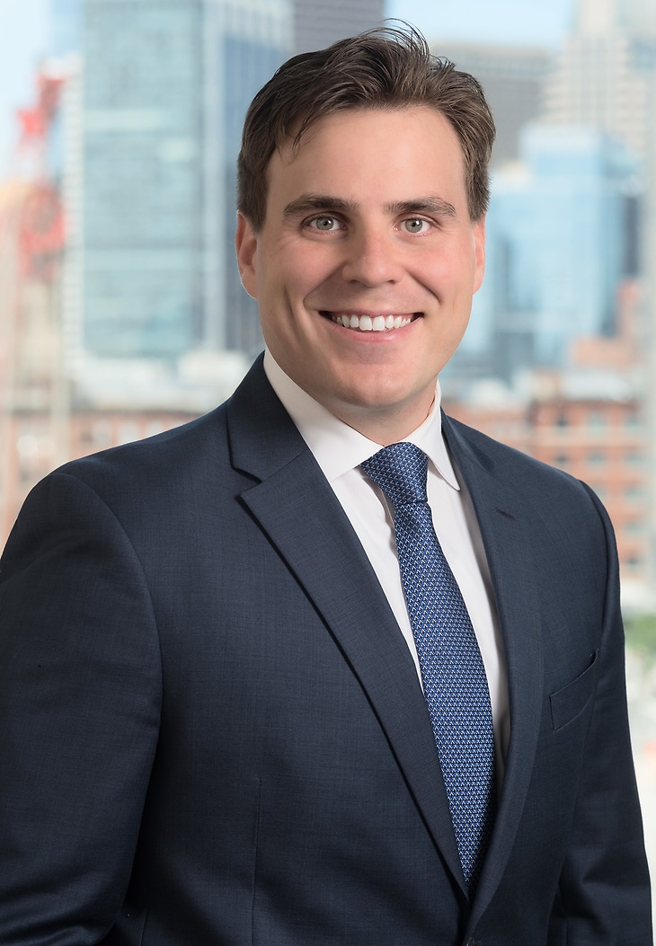 David Libardoni, Nutter McClennen & Fish LLP Photo