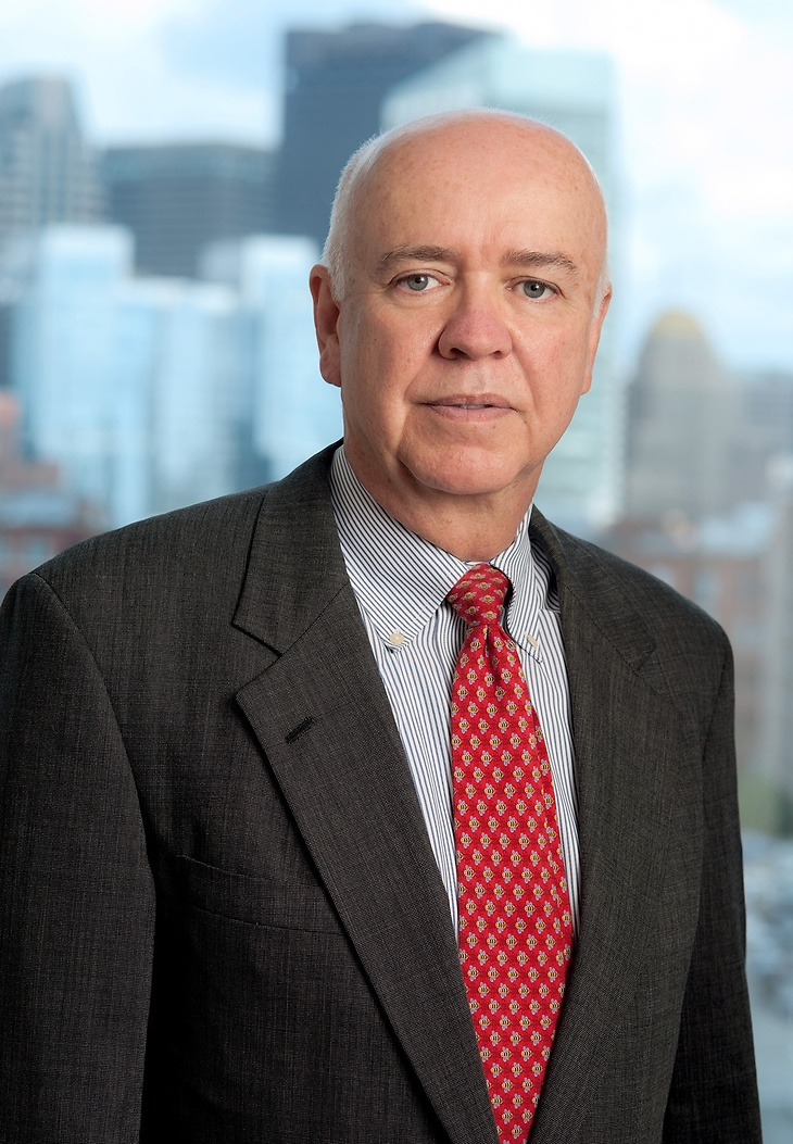 Michael Walsh, Nutter McClennen & Fish LLP Photo
