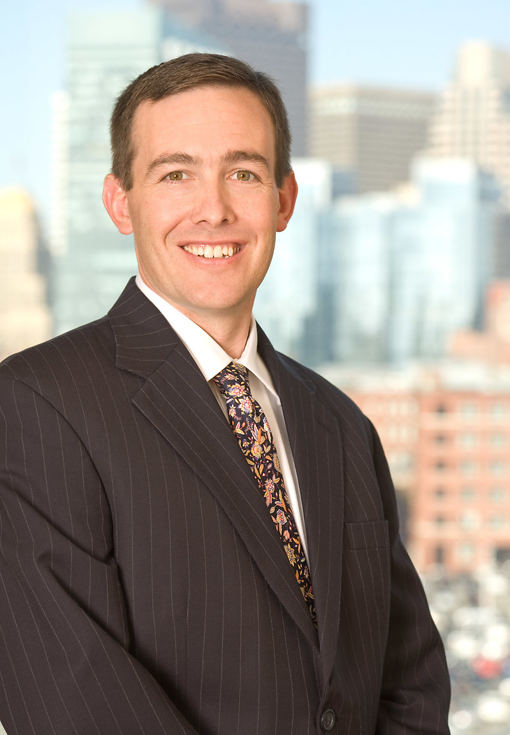 Thomas Rockwell, Nutter McClennen & Fish LLP Photo