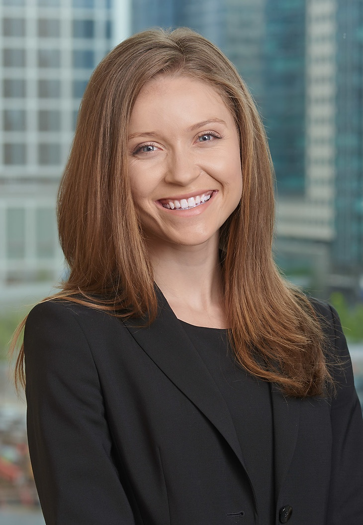 Haley Grissom, Nutter McClennen & Fish LLP Photo