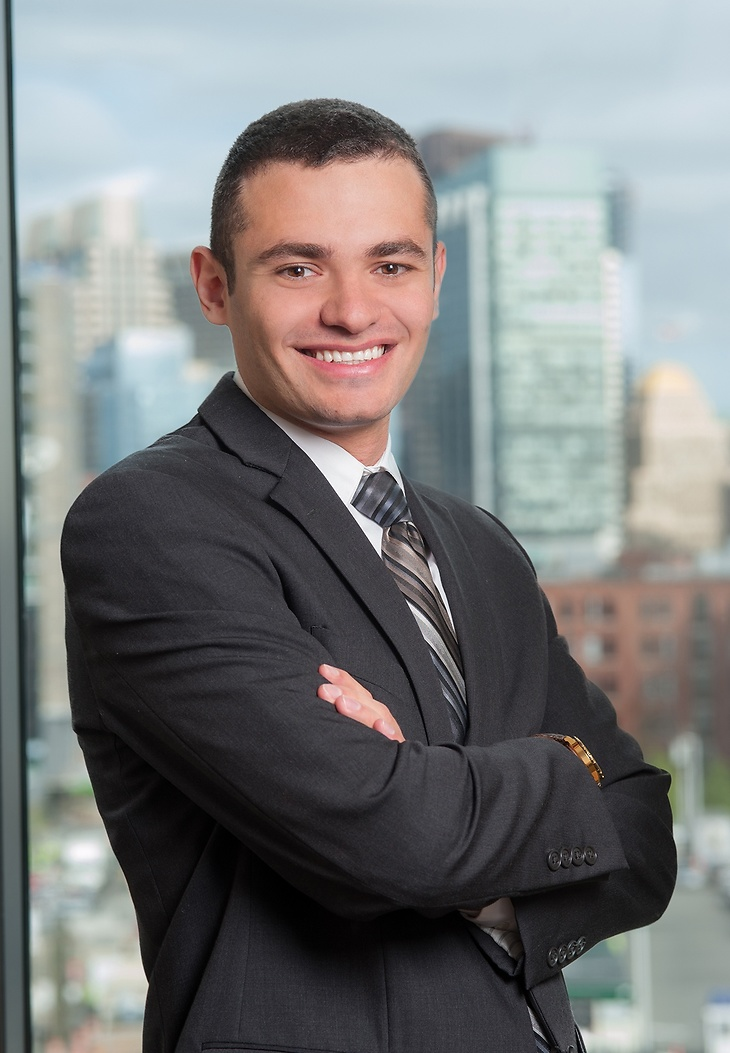 Alex Nagorniy, Nutter McClennen & Fish LLP Photo