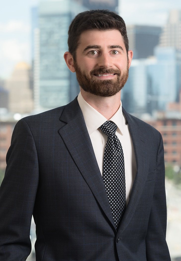 Gregory Bradford, Nutter McClennen & Fish LLP Photo