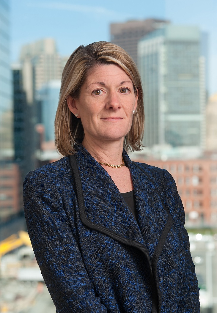 Deborah Manus, Nutter McClennen & Fish LLP Photo