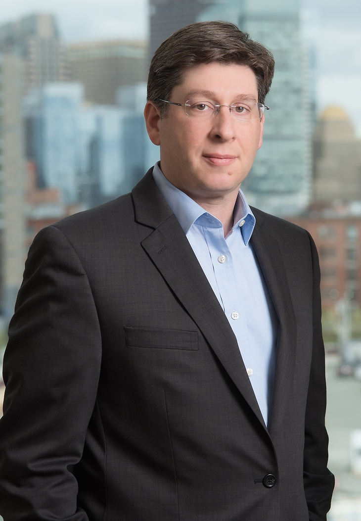 Ian Roffman, Nutter McClennen & Fish LLP Photo