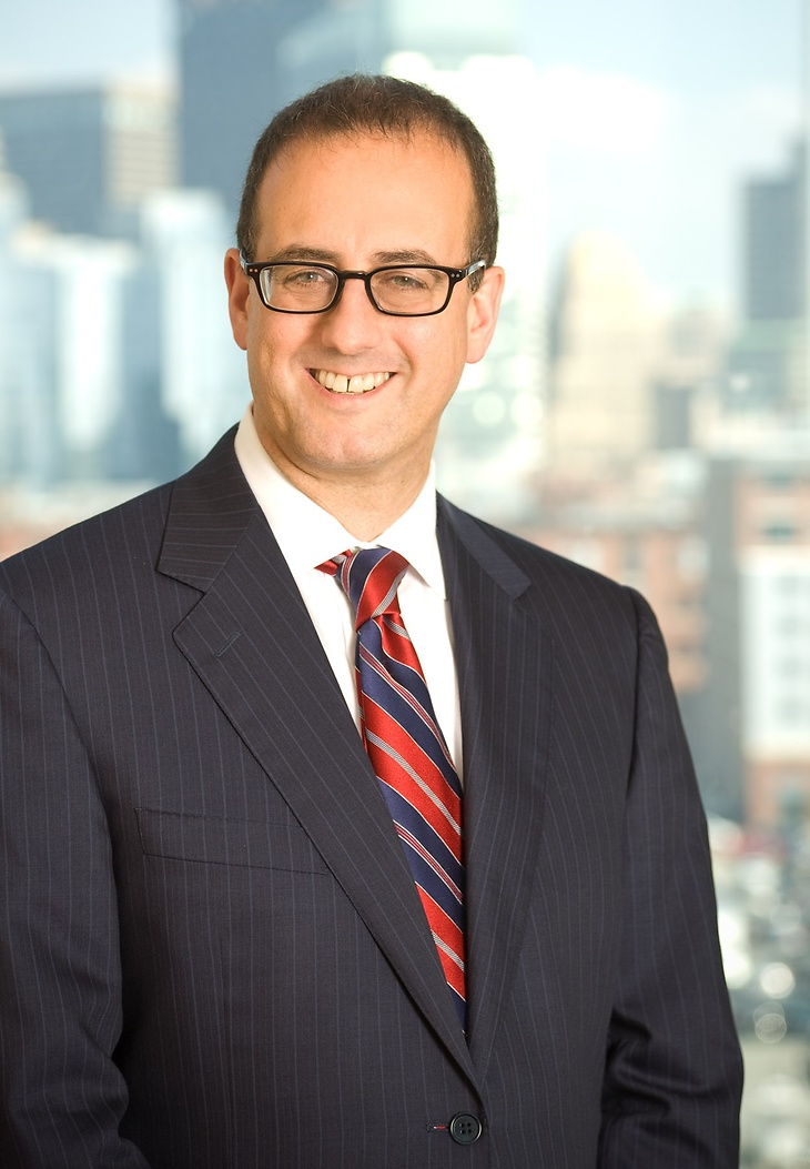 David Rubin, Nutter McClennen & Fish LLP Photo