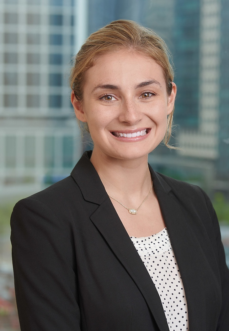 Maya Ginga, Nutter McClennen & Fish LLP Photo