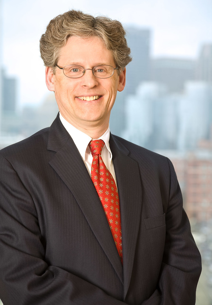 Peter Brown, Nutter McClennen & Fish LLP Photo