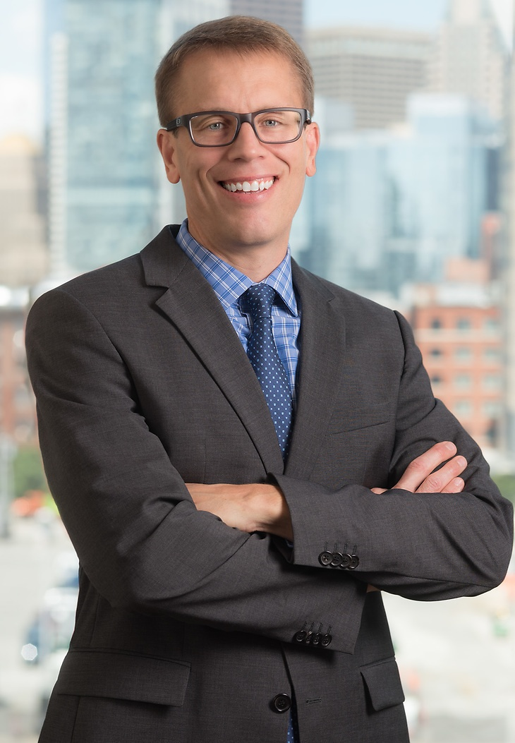 Eric Magnuson, Nutter McClennen & Fish LLP Photo