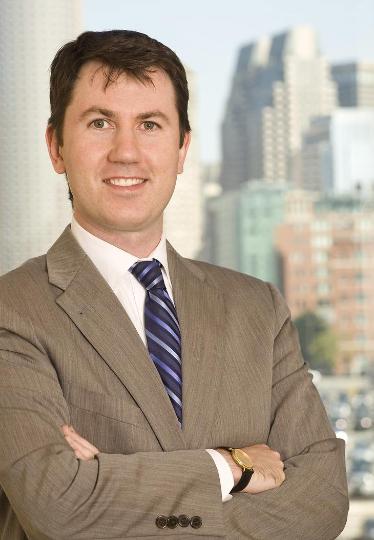 Andrew Golden, Nutter McClennen & Fish LLP Photo