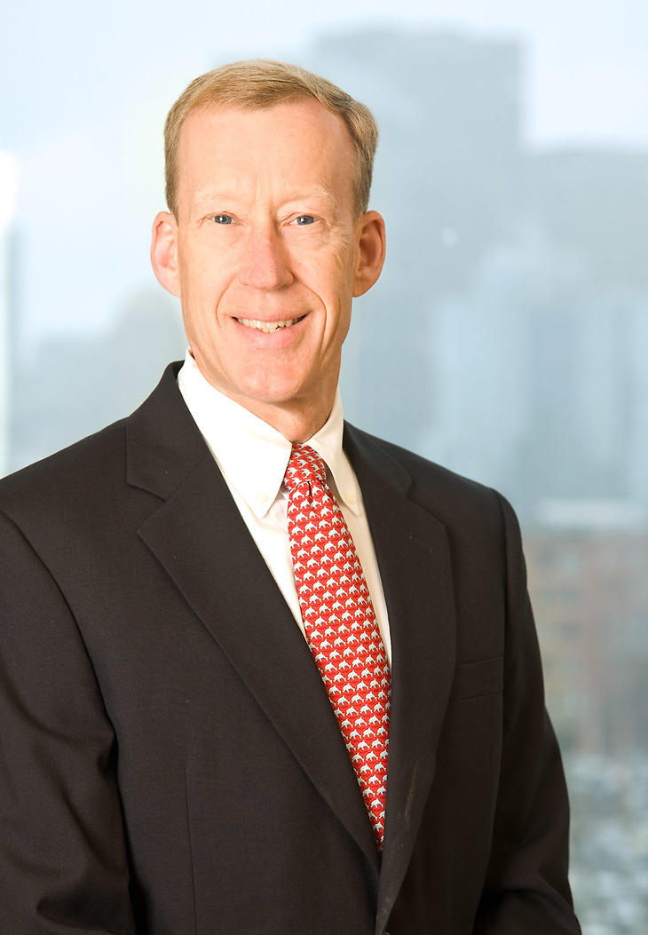 Paul Eklund, Nutter McClennen & Fish LLP Photo